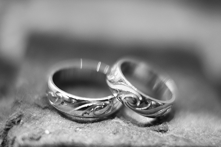 a photo of the wedding rings at st lawrence market toronto
