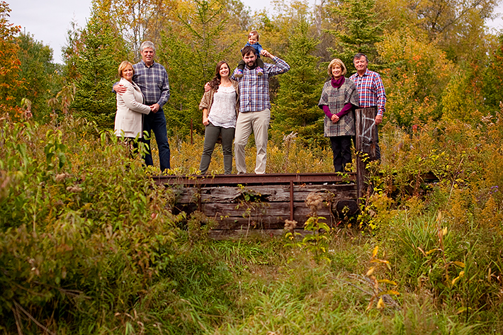 family photography ontario