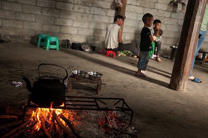 a travel photo from northern vietnam plan canada foster family fire for cooking at home