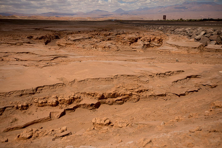 a travel photo of the valley of the moon , chile south america