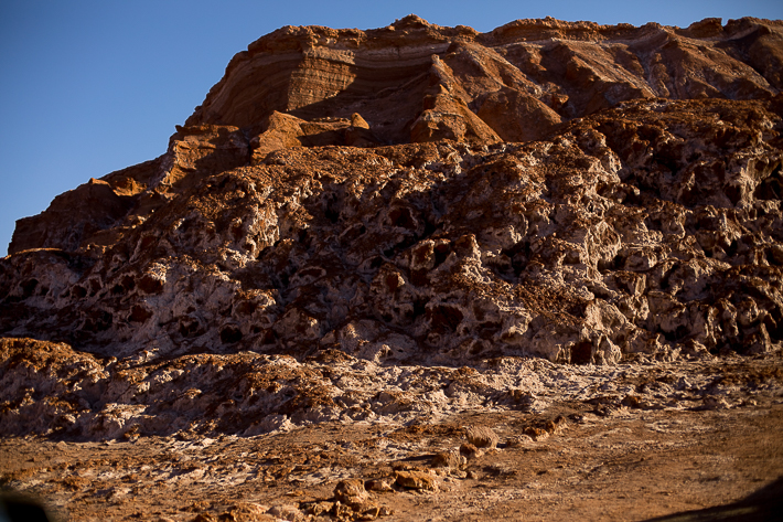 a travel photo of the valley of the moon chile south america