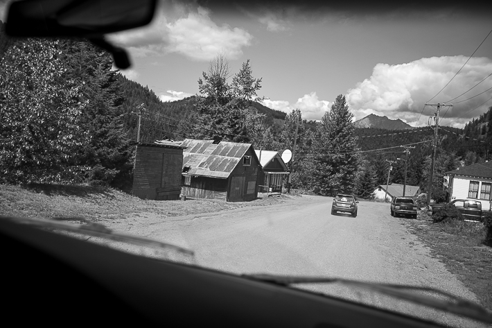a travel photo of an abandoned town pemberton british columbia