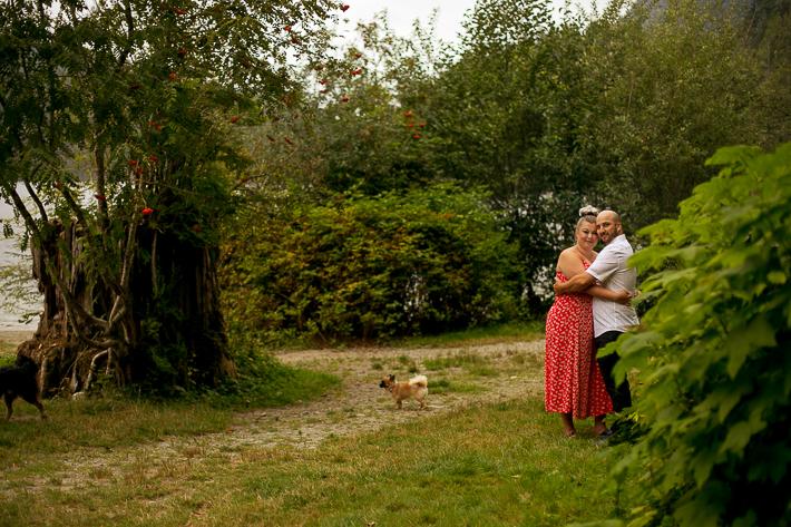 dog family photography buntzen lake port moody bc